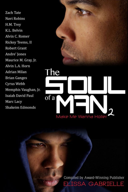 The Soul of Man 2, Inspirational Anthology