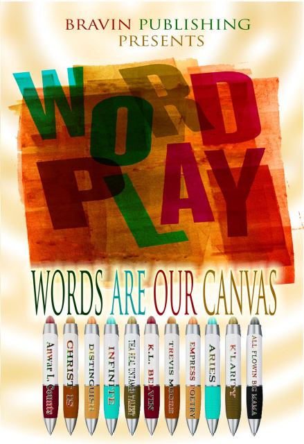 Word Play 1: Words are our Canvas, Poetic Anthology
